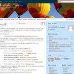 San Diego WordPress Theme